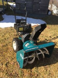 Dynamark Snowblower