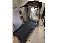 Treo Fitness running machine for sale