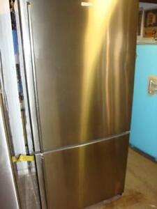 Weswtinghouse 510 LT s/steel fridge