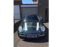 2002 Mini COOPER open to offers