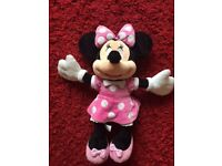 Disney Store's Minnie Mouse