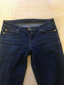 Jeans Seven for all Mankind, size 26
