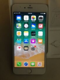 Very Good Condition iPhone 6 Plus Gold All Networks 64GB