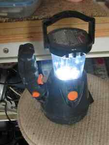 Eliminator 2 in 1 Spotlight/lantern
