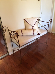 French Style Bench
