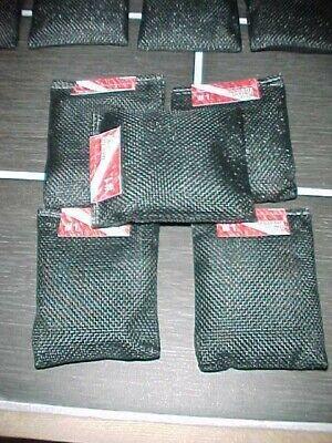 0.5 kg1kg 2kg 3kg Lead Shot filled Pouches Bag Weight Belt Ballast SCUBA DIVING