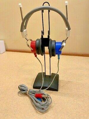 Telephonics Tdh-39 Audiometer Audiometric Hearing Headset Headphone