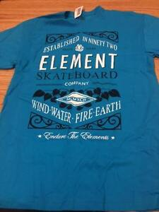 Men's Element t-shirt - tags attached
