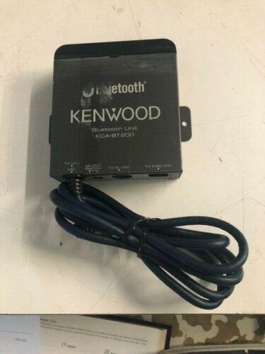 KENWOOD KCA-BT200 KCABT200