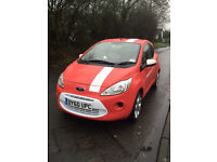 Ford KA Grand Prix Special Edition 2011 - 1.2 35k Full service history - 12 months MOT