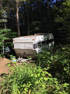 Travel trailer for sale 8x12