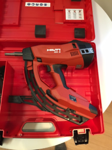 HILTI GX 3 (BRAND NEW) MODEL WHICH REPLACES THE HILTI GX 120