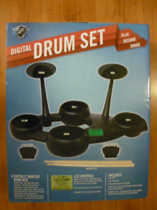 First Act Digital Drum Kit Brand New in box