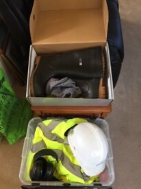 Personal Protective Equipment (PPE) Assorted