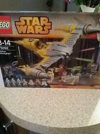 Naboo Starfighter Lego Set.
