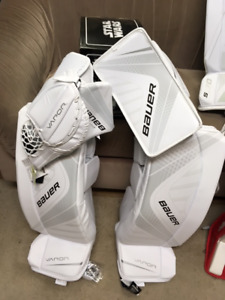 Goalie Heaven!!!!.. @ Rebound!!!!!