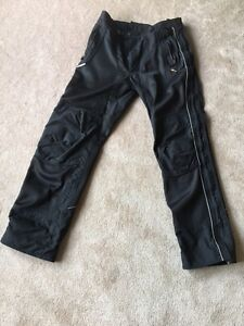 Men's Olympia Airglide motorcycle mesh pants, size 38 - $ 80.00
