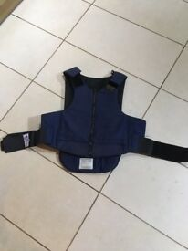 Rodney Powell Body and shoulder Protector -Equestrian