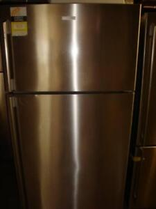 Electrolux 520 LT s/steel fridge