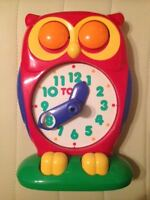 Learning Clock Fredericton New Brunswick Preview