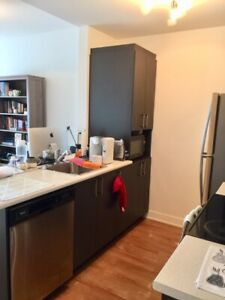 Lease Transfer: 3 1/2, 1br apt - Next to Longueuil Metro Station