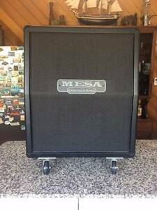LIKE NEW MESA BOOGIE 2X12 RECTIFIER VERTICAL SLANT GUITAR CABINET East Maitland Maitland Area Preview