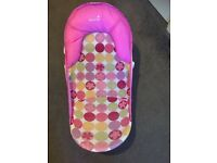Baby summer luxury bath seat