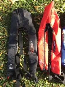 Adult life jackets City Beach Cambridge Area Preview
