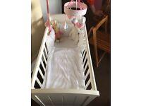 Mothercare Glider Crib