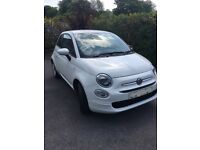 Fabulous Fiat 500 White 1.2 Lovely & Clean FSH 7.8k miles Sept 16 plate