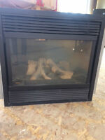 """Majestic rear vent 36"""" gas fireplace for sale"""