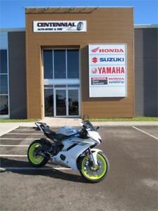 2017 Yamaha R6- FINANCING AVAILABLE!!