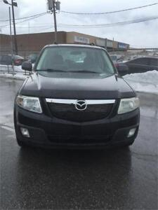 2008 MAZDA TRIBUTE 4*4 200000 KM 4 CYL AIR CLIM MAG 2999
