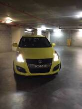 2012 Suzuki Swift Hatchback Millers Point Inner Sydney Preview