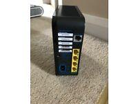 Sky WiFi box (model number SR102