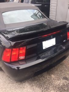 2000 Ford Mustang LX Convertible