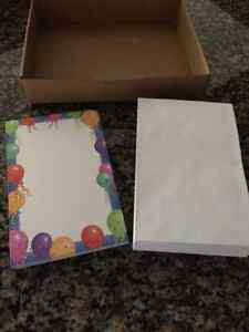 Over 70 BRAND NEW Cards with Envelopes!