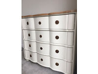 Chest of 4 drawers Nordic Style