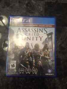 ASSASIN'S CREED - UNITY POUR PS4