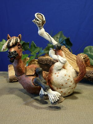Country Artists A Breed Apart Rearview Appaloosa Horse Laying on its Back 70608 for sale  Shipping to United Kingdom