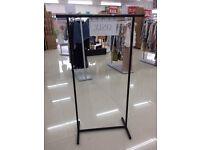 Tall Clothing Rail for Fashion Retail Display
