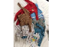 Baby clothes aged 3-6 months, excellent condition