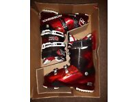 ROSSIGNOL SYNERGY Sensor 2 110 Men Ski Boots Size 27.5 - Used