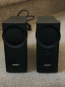 Bose Companion 2 Computer Speakers