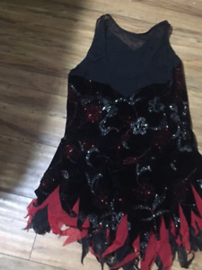 Figure Skating Dresses - size L and XL
