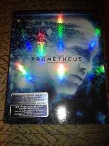 PROMETHEUS BLU RAY