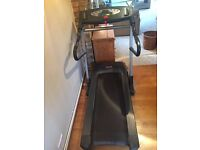Kettler folding traveller treadmill. Great condition. L172 x W91 x H127cm