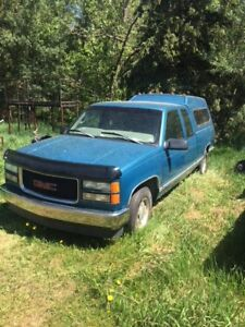 1998 GMC 1/2 Ton Truck For Sale