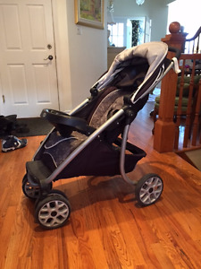 Foldable stroller in great condition