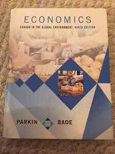 Economics Ninth Edition Parkin Bade